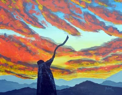 b2ap3_thumbnail_shofar-at-sunset-batel-yehezkel.jpg